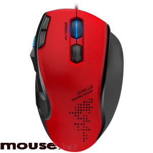 Геймърска мишка SPEED-LINK SCELUS Gaming Mouse