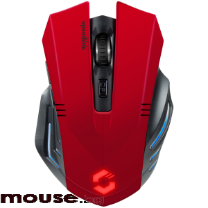 Геймърска мишка SPEED-LINK FORTUS Gaming Mouse - Wireless