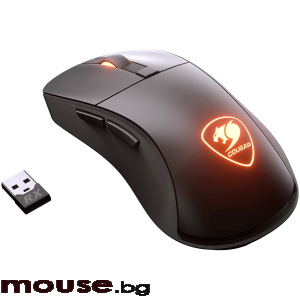 Геймърска мишка COUGAR GAMING Wired/Wireless, Оптичен, 50dpi</br>7200dpi