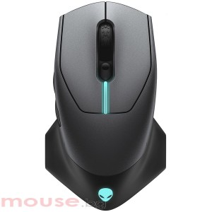 Мишка ALIENWARE Безжичен 310M Wireless Gaming Mouse – AW310M