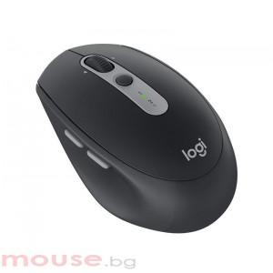 Безжична оптична мишка LOGITECH M590 Multi-Device Silent,Bluetooth, USB