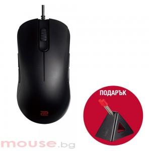 Геймърска мишка ZOWIE, ZA11, Оптична, Кабел, USB + ZOWIE CAMADE