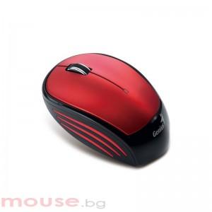 Мишка Genius NX-6500 Wireless, Red