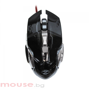 Геймърска мишка, ZornWee Glory of King Z32, Оптична, Черен