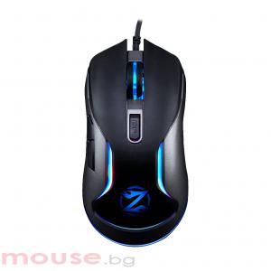 Геймърска мишка, ZornWee Super Hero Z091, Оптична, Черен