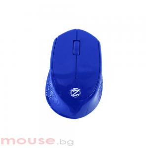 Мишка, ZornWee W770, Безжична, Син