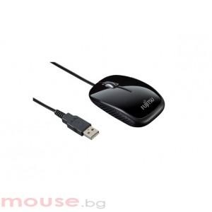 Оптична мишка FUJITSU M420NB 1000dpi Черен