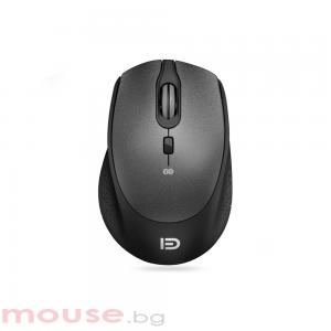 Мишка No brand i360D, Bluetooth, Черен