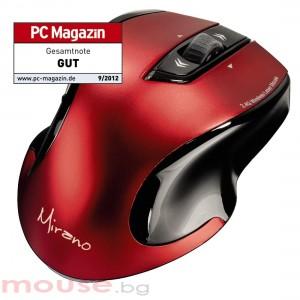 Безжична лазерна мишка HAMA Mirano, USB, безшумна