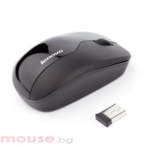 Мишка LENOVO Wireless N3902A Black