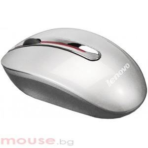 Мишка LENOVO WL Mouse N3903 Enamel-White