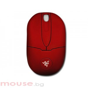 Мишка RAZER ProClick Mobile Spice Red