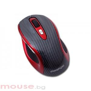 Мишка PRESTIGIO PJ-MSL1W Wireless