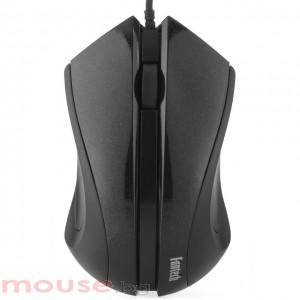 Мишка FanTech, Оптична T532, Черен