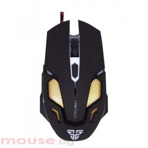 Геймърска мишка FanTech, Оптична V2,Черен
