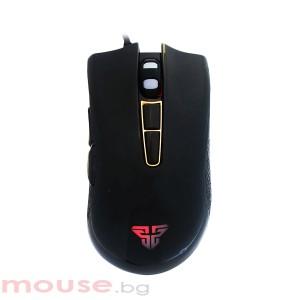 Геймърска мишка FanTech, Оптична Trax X2,Черен