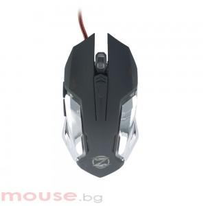 Геймърска мишка, ZornWee Z035, Оптична, Бял