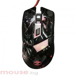 Геймърска мишка, ZornWee Z42, Оптична, Черен