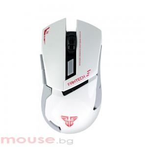 Геймърска мишка FanTech, Безжична Leblanc WG8, Бял