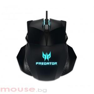 Мишка за лаптоп ACER Predator Gaming Mouse Cestus 500 PMW730 черна