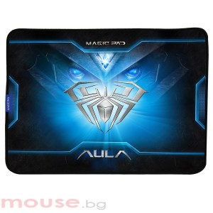 Пад за геймърска мишка AULA MAGIC Pad Gaming, Reflective surface for higher speed, for optical or laser sensors, 400 x 320 x 3 mm