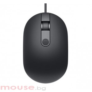 Мишка DELL MS819 Wired Mouse with Fingerprint Reader