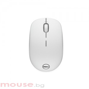 Мишка DELL WM126 Wireless Mouse White