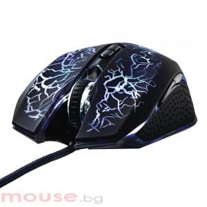 Геймърска мишка Hama, Urage Iluminated 2, Оптична, USB