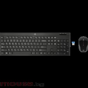 Мишка HP Wireless Keyboard Mouse 200