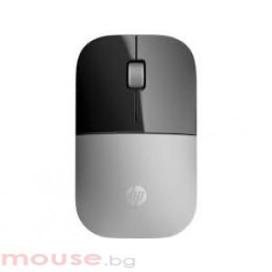 Мишка HP Z3700 сребрист безжична