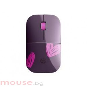 Мишка HP Z3700 Hearts безжична 1CA96AA