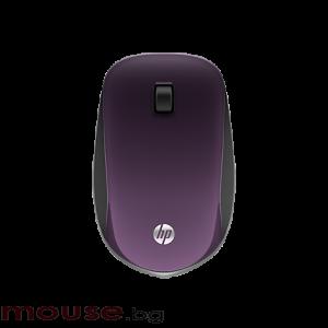 Мишка HP Z4000 безжична лилав