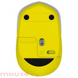 Мишка LOGITECH Bluetooth Mouse M535 - Сив (ремаркетиран продукт)