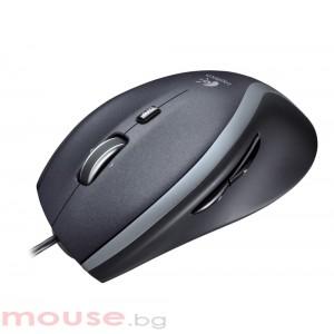 Мишка LOGITECH M500 лазерна, жична
