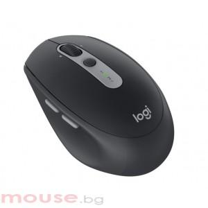 Мишка LOGITECH M590 безжична, оптична, USB, графит