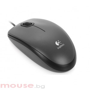 Мишка LOGITECH Mouse M100 Grey