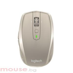 Безжична лазерна мишка LOGITECH MX Anywhere 2 Stone, Bluetooth