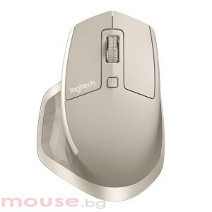 Безжична лазерна мишка LOGITECH MX Master Stone, Bluetooth