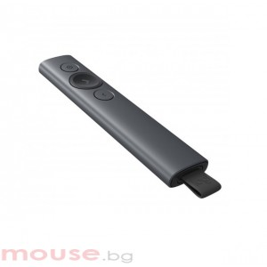 Мишка LOGITECH Spotlight Plus Presentation Remote - Slate  Bluetooth Smart