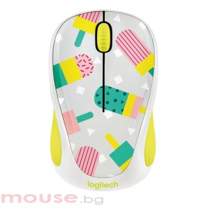 Мишка LOGITECH Wireless Mouse M238 Party Collection - POPSICLES (ремаркетиран продукт)