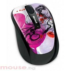 Мишка MICROSOFT Wireless Mobile Mouse 3500 Artist Persson