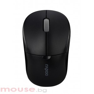 Безжична оптична мишка RAPOO 1090P Pro,черен