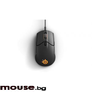 Геймърска мишка SteelSeries Sensei 310 Black, Оптична, Жична, USB