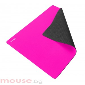 Мишка TRUST Primo Mouse pad - summer pink