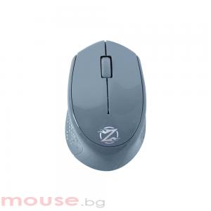 Мишка, ZornWee W770, Безжична, Сив