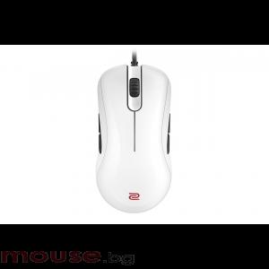 Геймърска мишка ZOWIE ZA12 Оптична Кабел USB Бяла