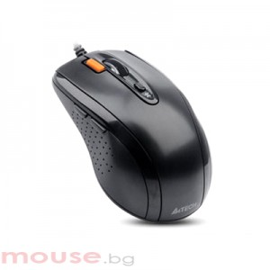Жична мишка A4-Tech D-70FX черна