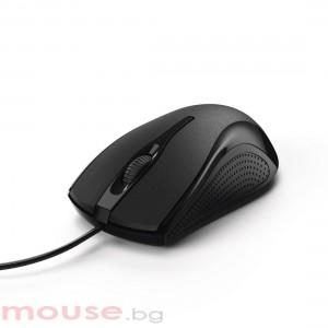 Оптична мишка HAMA MC-200, USB