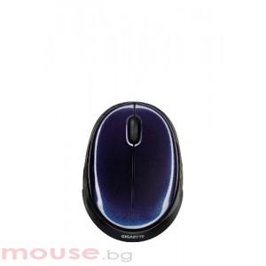 Мишка Gigabyte Aire M1 blue , USB
