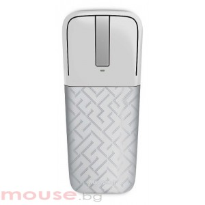 Мишка Microsoft ARC Touch Mouse USB Cement Gray